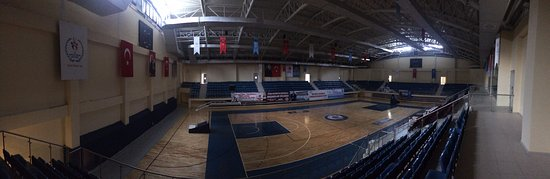 Провинция Биледжик, Турция: Bilecik Spor Salonu.