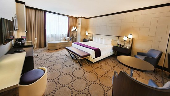 Harrah's Resort Atlantic City: Renovated Bayview Premium king Room
