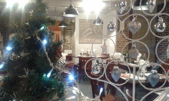 Pre-en-Pail, ฝรั่งเศส: Noël 2016