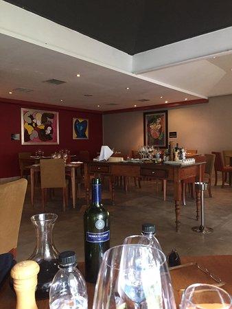 Le paradis des bons vins et de la bonne cuisine