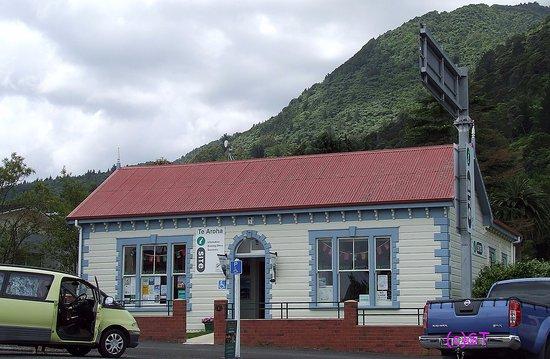 I-Site Te Aroha
