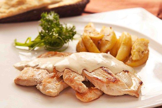 Aria Restaurant: Filetti di Pollo alla Gorgonzola