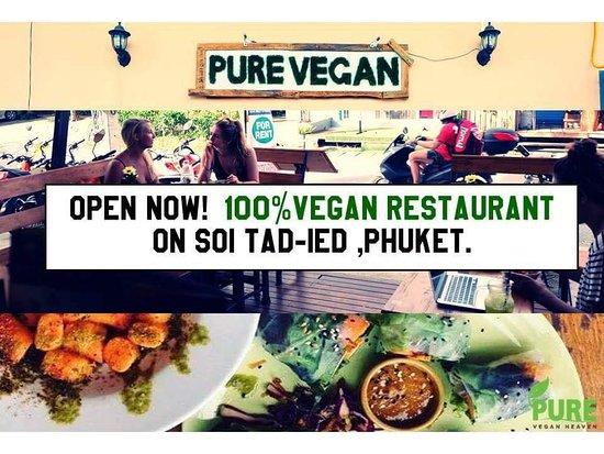 Pure Vegan Heaven Restaurant Et