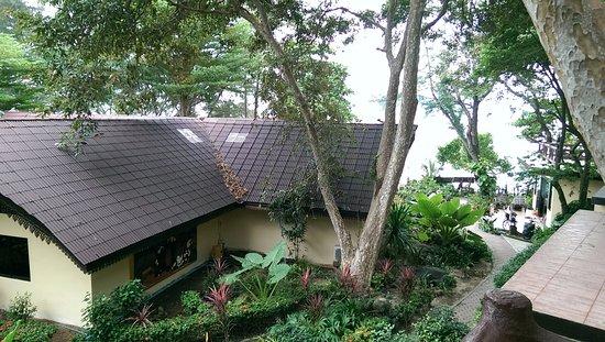 Phi Phi Paradise Pearl Resort: vista stanza