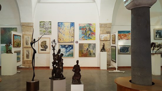 The General Exhibition Gallery