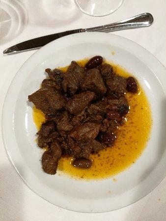 Ponte a Moriano, Ιταλία: A cena con Amici .... i vassoi dei Tortelli , ampiamente spazzolati