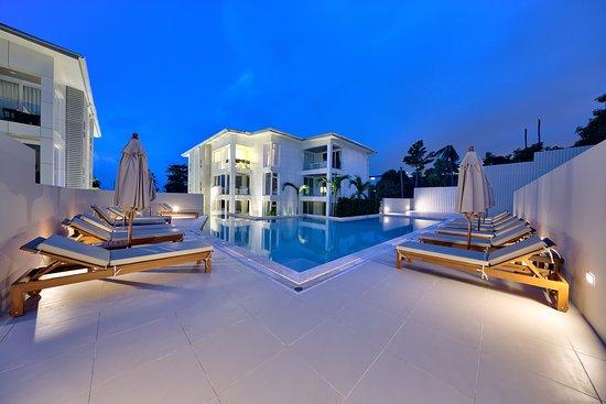 Pool - Picture of Horizon Residence Rentals, Choeng Mon - Tripadvisor