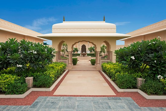 The Oberoi Sukhvilas Resort and Spa