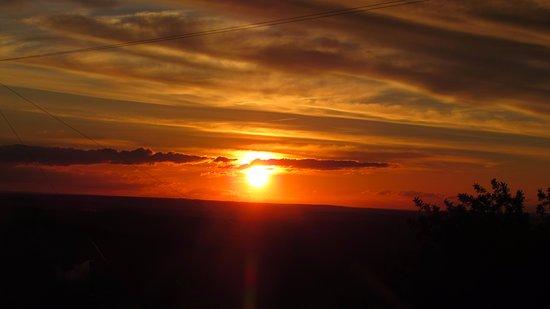 Alte, Portekiz: Sunset