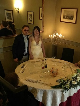 Borgo San Lorenzo, Italien: Matrimonio da favola