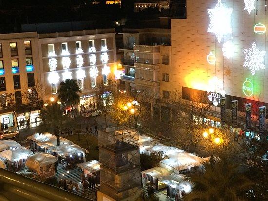 Hotel Derby Sevilla: Plaza del Duque