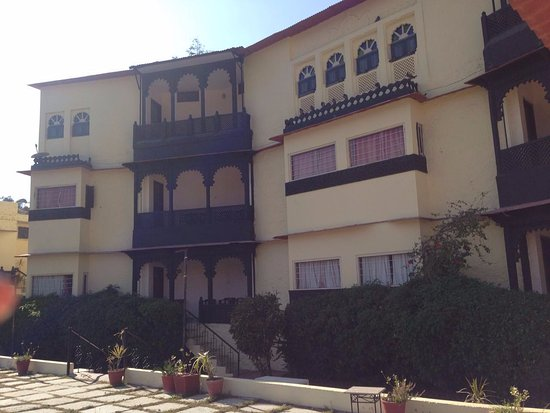 Kumbhal Castle Hotel