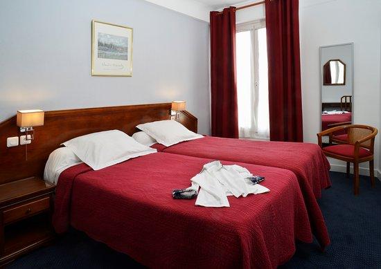 Familienausflug Nach Paris Ambassadeur Hotel Paris Bewertungen