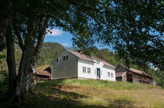 Suldal Municipality, Norwegia: kolbeinstveit