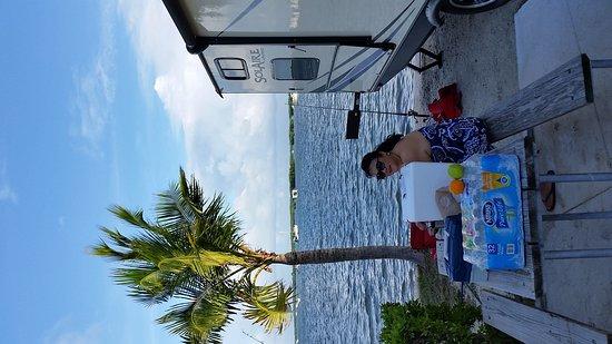 Boyd's Key West Campground: 20161217_160541_large.jpg