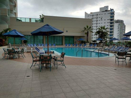 Barcelo Salinas: Hotel vazio