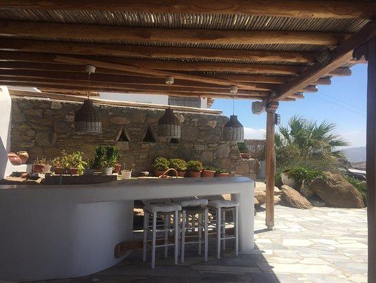 Agnandi Homes and Studios: zona hall