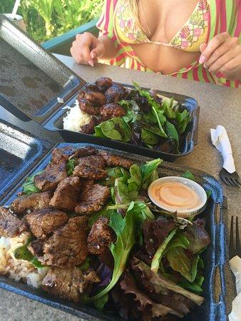 Steak Shack : chicken & steak
