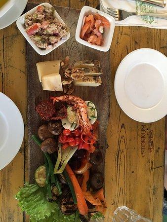 antipasti - picture of mangiare, rotterdam - tripadvisor