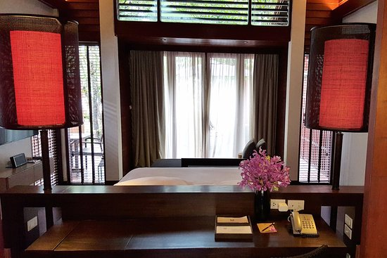 The Tubkaak Krabi Boutique Resort: Beautifully presented Suite