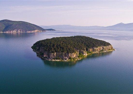 Golem Grad Island