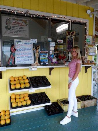 Pepeekeo, Χαβάη: the restaurant