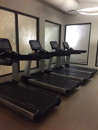 Hyatt Regency Newport: Gym
