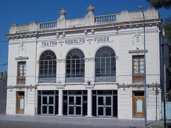 Teatro Municipal Rodolfo Funke