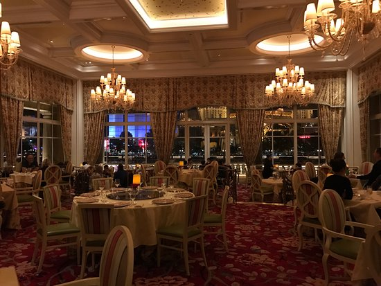 One Of The Finest Restaurant In Bellagio Jasmine Picture