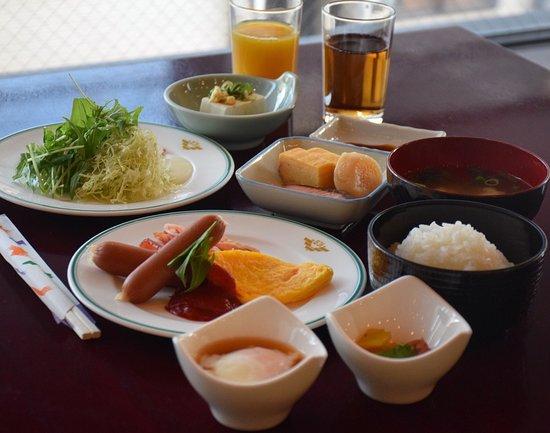 APA Hotel Komatu Grand: 思いの外美味しかった朝食