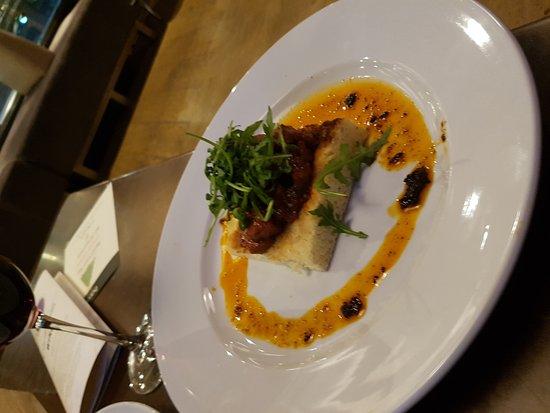Baroosh: Chorizo Dish