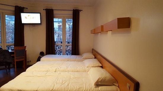 """Hotel Liege Strasbourg: Agréablement surpris  Nous étions venu il y a 2 ans CT en"""" amélioration """"... Et bien c'est réuss"""