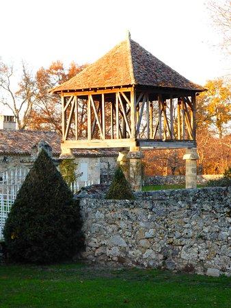 Saint-Nexans, France: Le pigeonnier