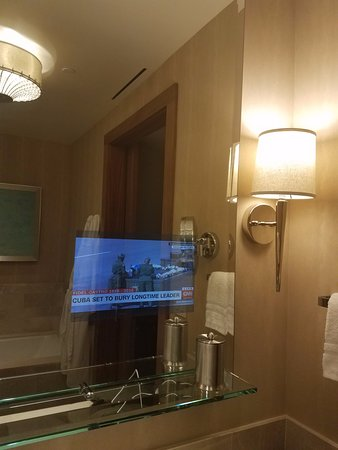 Four Seasons Baltimore: In Mirror Television