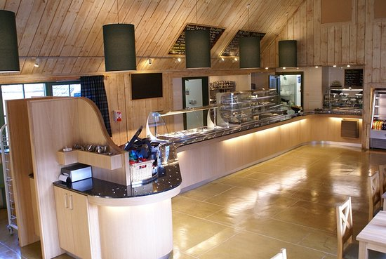 Dornie, UK: Coffee Shop 4