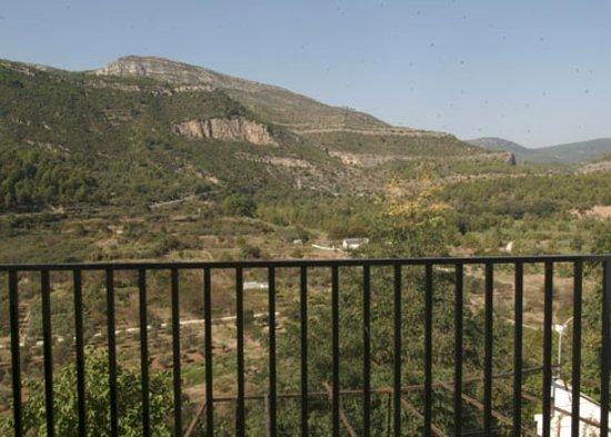 """La Piedra del Mediodia: Terraza """"Mountain Club"""" del Restaurante Sorni"""