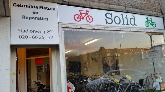 Solid fietsen