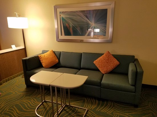 Springhill Suites Phoenix Downtown Sofa Bed