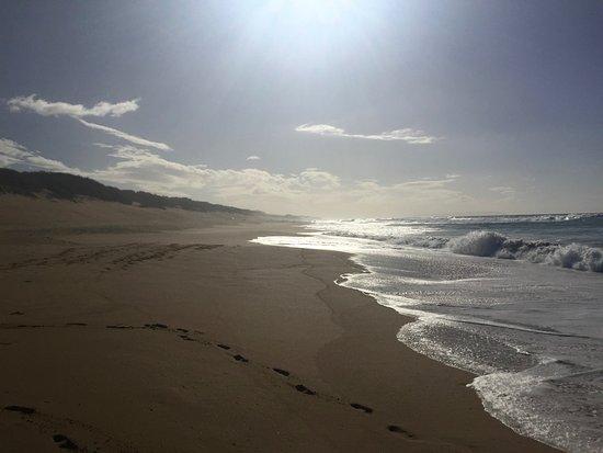 Polihale State Park: beach