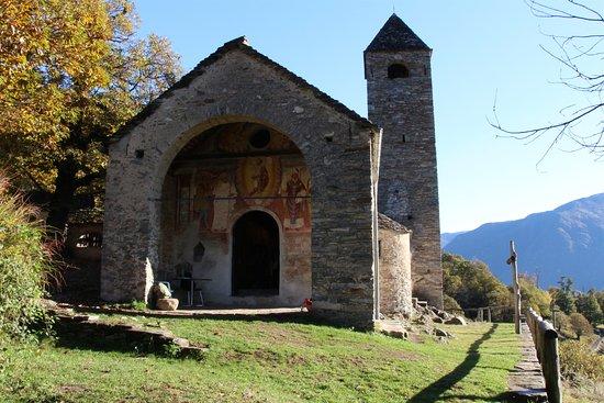 Sementina, Switzerland: Chiesetta di San Bernardo