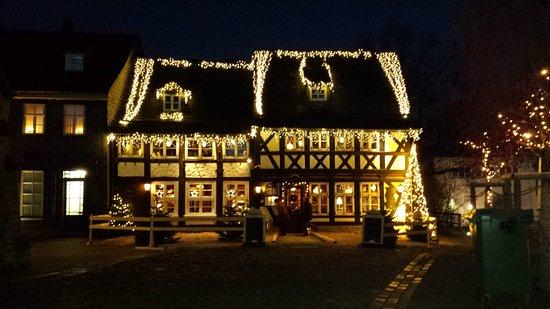 Weihnachtsstimmung Bild Von Nieders 228 Chsischer Hof