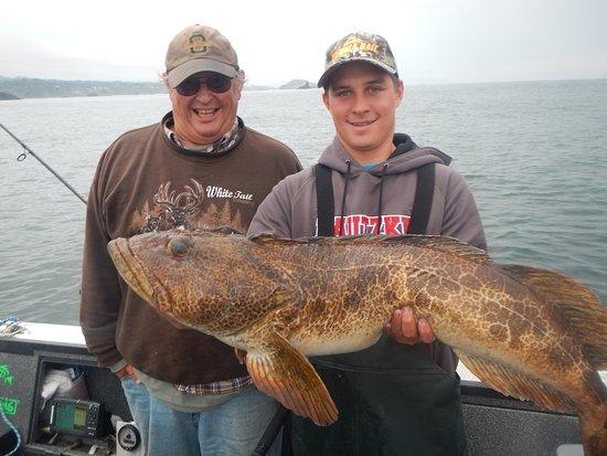 Brookings fishing charters brookings fishing for Brookings fishing charters