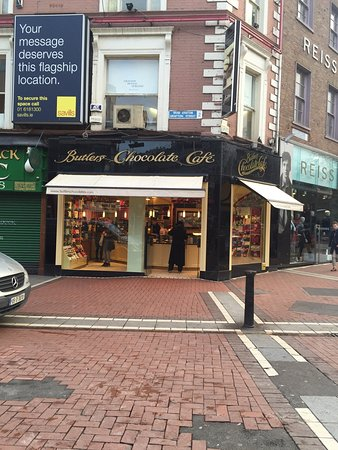 Butlers Chocolate Café, Grafton Street: photo0.jpg