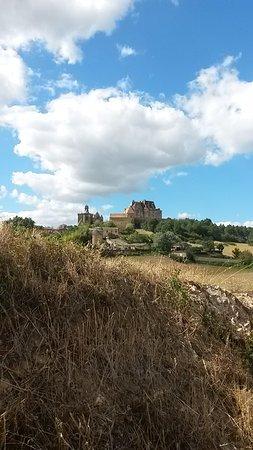 Biron, Francia: Das Schloss