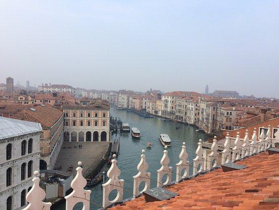 Terrazza picture of t fondaco dei tedeschi venice for Terrazza panoramica venezia