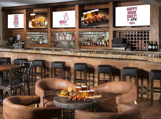 Red's Bar & Grill Aufnahme