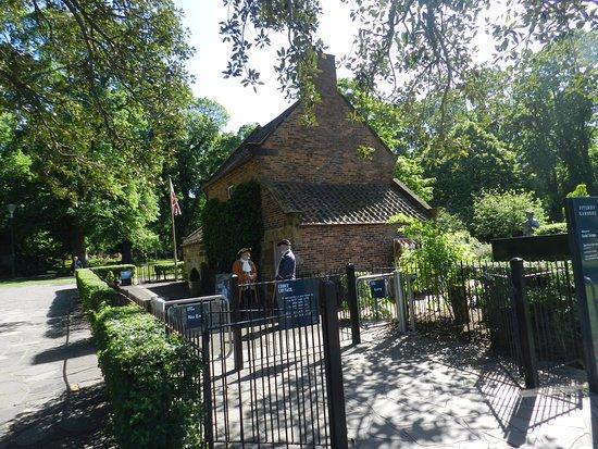 La casa del capitano cook ingresso picture of cooks for Planimetrie della casa del cottage
