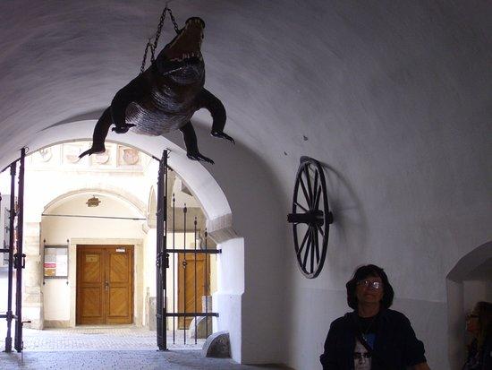 Brno, Tsjekkia: Oba dva symboly Brna