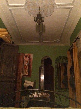 Dar Salam: Room Reine de Saba