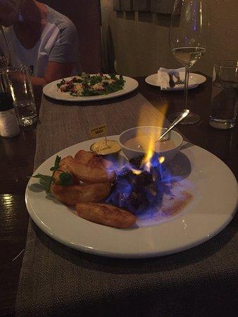 Heerlijk gegeten ! Komen als we in ZA zijn altijd weer terug. Fantastisch lekker vlees.